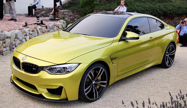 Семь фактов о новых BMW M3 и M4. Фото 3