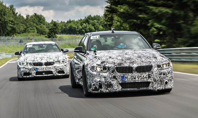 Семь фактов о новых BMW M3 и M4. Фото 18