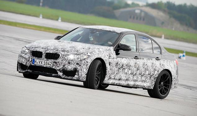 Семь фактов о новых BMW M3 и M4. Фото 22