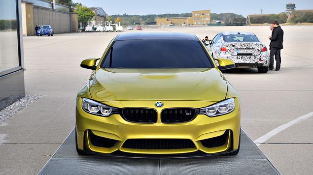 Семь фактов о новых BMW M3 и M4. Фото 26