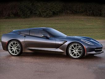 Универсал Chevrolet Corvette станет серийным