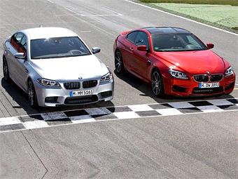 BMW M5 и M6 станут полноприводными