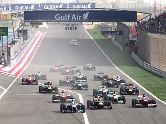Бахрейн забрал у Барселоны право принимать тесты Формулы-1
