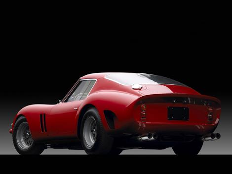 Ferrari 250 GTO продали за 52 миллиона долларов