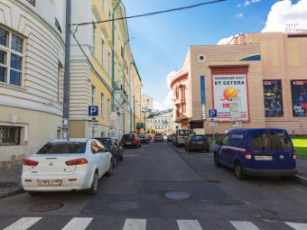 Власти Москвы позаботятся о бесплатных парковках для жителей центра