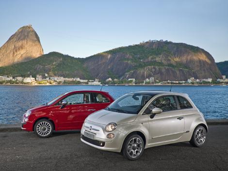 Учащиеся Королевского колледжа искусств разработают свои версии Fiat 500 и Panda