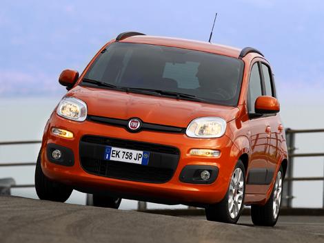 Учащиеся Королевского колледжа искусств разработают свои версии Fiat 500 и Panda. Фото 1