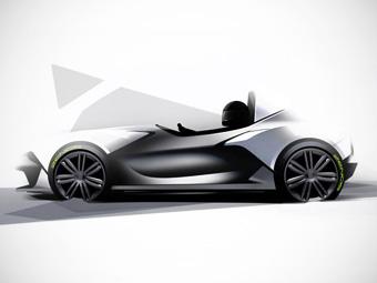 Британская фирма Zenos рассказала о своем первом спорткаре