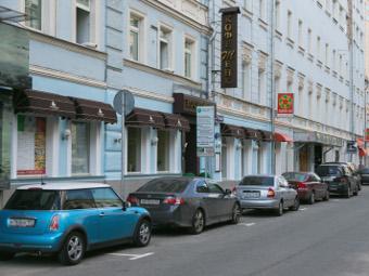 Парковочные места в Москве укоротят