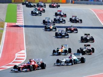 Команды Формулы-1 сочли новый календарь неосуществимым