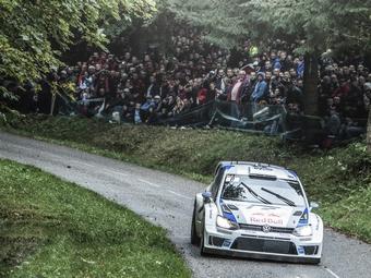 Себастьен Ожье выиграл домашнюю гонку WRC