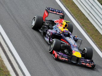 Гонщик команды Red Bull раскритиковал компанию Pirelli