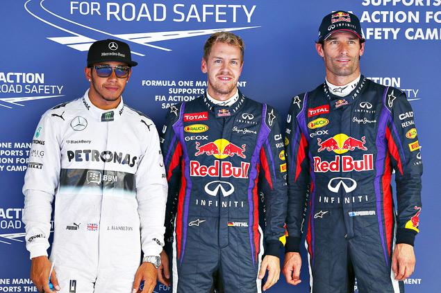 Феттель выиграл четвертую гонку Формулы-1 подряд. Фото 1