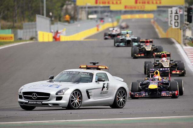 Феттель выиграл четвертую гонку Формулы-1 подряд. Фото 3