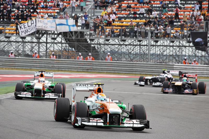 Феттель выиграл четвертую гонку Формулы-1 подряд. Фото 6