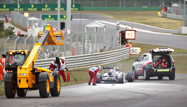 Феттель выиграл четвертую гонку Формулы-1 подряд. Фото 7