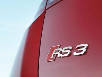 """Новый Audi RS3 сохранит 2,5-литровую """"пятерку"""""""