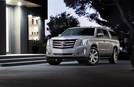 Cadillac Escalade теперь может вместить до восьми человек. Фото 2