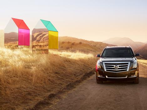 Cadillac Escalade теперь может вместить до восьми человек. Фото 3