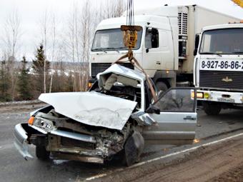Правительство РФ посчитало ущерб от аварий за семь лет