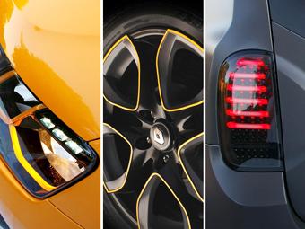 Renault превратит Duster в футуристичный шоу-кар