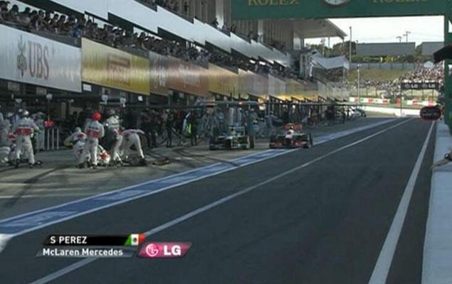 Онлайн-трансляция пятнадцатого этапа Формулы-1 2013 года. Фото 1
