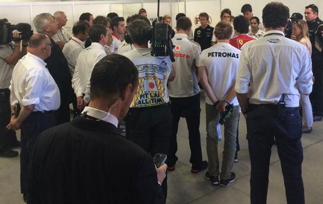 Онлайн-трансляция пятнадцатого этапа Формулы-1 2013 года. Фото 3