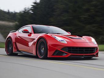 Ателье Novitec Rosso построило свой вариант Ferrari F12berlinetta