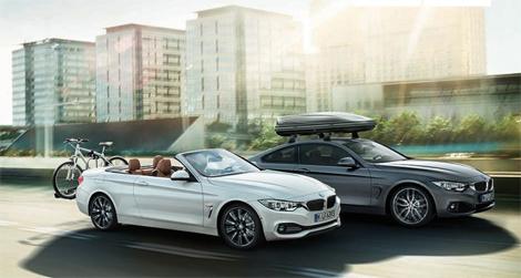 Дебют кабриолета BMW 4-Series состоится в ноябре