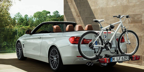Дебют кабриолета BMW 4-Series состоится в ноябре. Фото 1