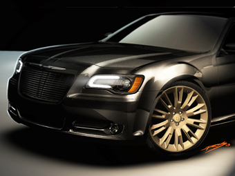 Chrysler подготовил к тюнинг-шоу 20 машин
