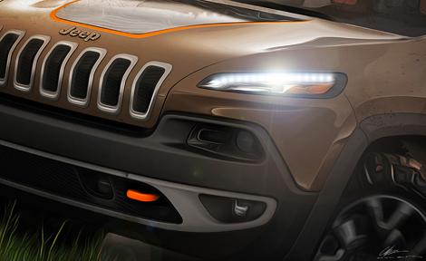 На SEMA привезут особые версии моделей Jeep, Chrysler, Dodge, Ram, Fiat и SRT