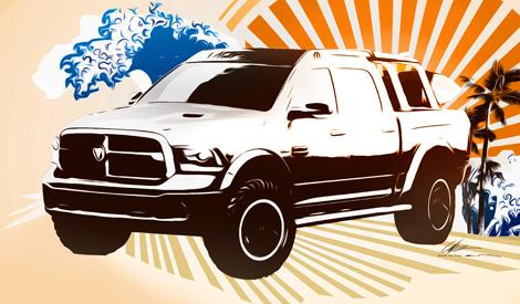 На SEMA привезут особые версии моделей Jeep, Chrysler, Dodge, Ram, Fiat и SRT. Фото 2