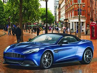 """В США продадут 10 """"рождественских"""" суперкаров Aston Martin"""