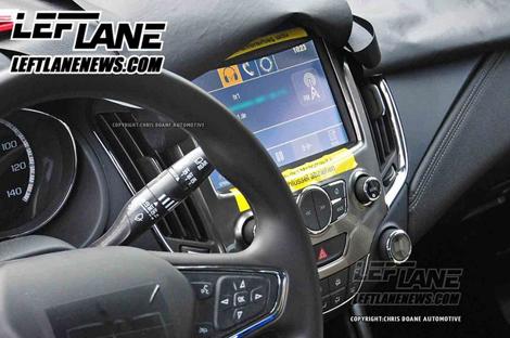 Смена поколений Chevrolet Cruze состоится в 2015 году