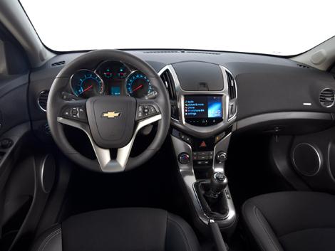 Смена поколений Chevrolet Cruze состоится в 2015 году. Фото 1