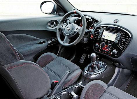 Кроссовер Nissan Juke Nismo RS получит 230-сильный мотор. Фото 2