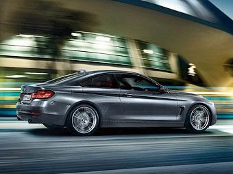"""У """"четверки"""" BMW появится гибридная версия"""