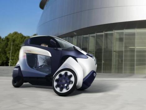 Модель i-Road станет частью городской транспортной сети