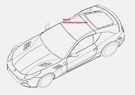 Новый суперкар Ferrari создали в единственном экземпляре
