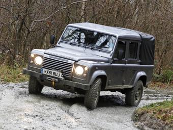 Выпуск Land Rover Defender прекратится на два года раньше срока