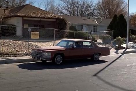 За автомобили героев сериала отдали 73 тысячи долларов