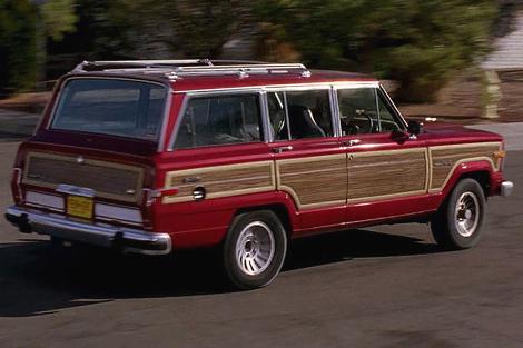За автомобили героев сериала отдали 73 тысячи долларов. Фото 1