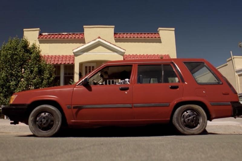 За автомобили героев сериала отдали 73 тысячи долларов. Фото 2