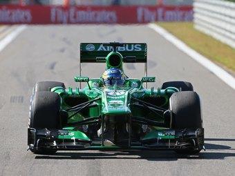 В Формуле-1 применили новый метод наказания пилотов
