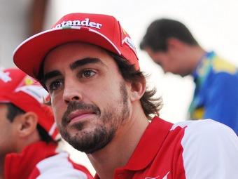 Алонсо поставил рекорд Формулы-1 по количеству очков