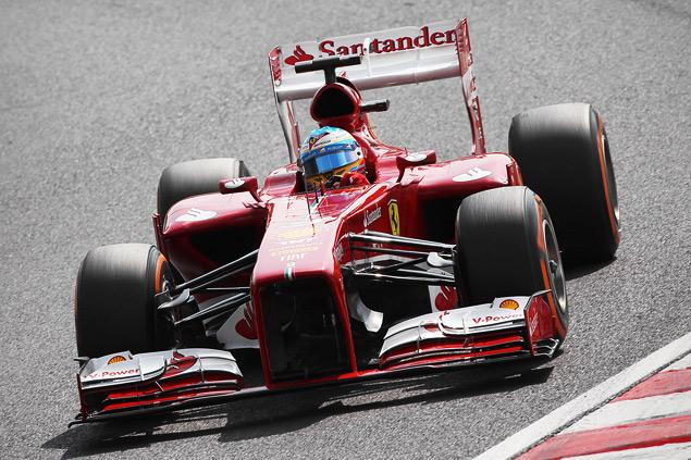 Победив в Японии, Себастьян Феттель сравнялся с Ferrari по числу набранных очков