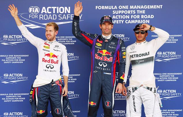Победив в Японии, Себастьян Феттель сравнялся с Ferrari по числу набранных очков. Фото 1