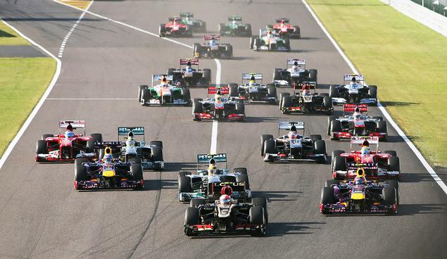 Победив в Японии, Себастьян Феттель сравнялся с Ferrari по числу набранных очков. Фото 2