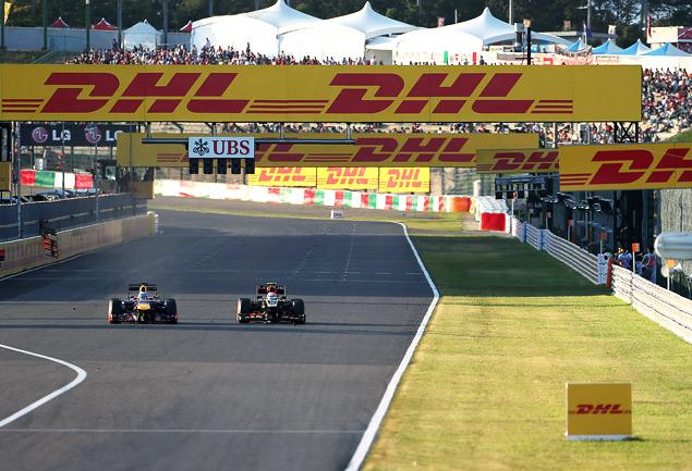 Победив в Японии, Себастьян Феттель сравнялся с Ferrari по числу набранных очков. Фото 3
